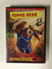 Super Bear [DVD] 2018 limited edition SEALED
