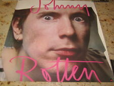 Public Image Ltd.1984 This Is What You Want. Promo Poster John Lydon PiL
