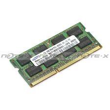Samsung 2gb pc3 8500s 1 066 mhz mémoire sodimm ordinateur portable mémoire ddr3