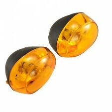 Indicator Set Orange Front for Keeway f-Act Matrix RY8 50