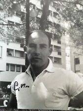 New listing Stirling Moss Signed Picture