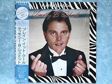 TIMOTHY B. SCHMIT EAGLES Playin' It Cool P-13038 JAPAN LP w/OBI 006az7