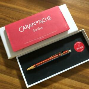 Caran d'Ache 849 100th Anniversary Model Ballpoint Pen with box YI0910