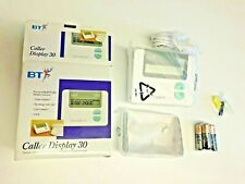 COLLECTABLE BT Caller ID Display 30 Brand New In Box