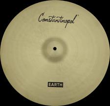 "Constantinopol EARTH CRASH 18"" - B20 Bronze - Handmade Turkish Cymbals"