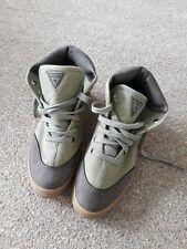 Guess Flatrock Vintage Canvas Boots Uk 8-8.5 desert miltary boots style