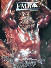 FRANCO MARIA RICCI REVUE ART FMR No 68 de 1997 MONET et la MEDITERRANEE VENIER