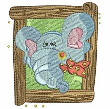 COUNTRY ZOO BLOCKS - 10 MACHINE EMBROIDERY DESIGNS - 3 SIZES - IMPCD72