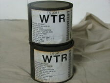 6 LBS WTR aircraft grade grease military mobil oil co