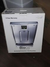Rabbit Air Bio Gs Spa-421A Ultra Quiet Hepa Air Purifier Chrome With Remote