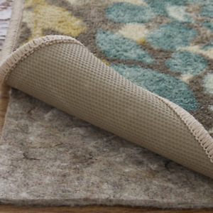 Carpet Rug Cushion Mat For Area Rugs / Floor Protection Soft Cushion For Comfort