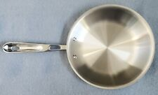 "All-Clad Copper Core 8"" Fry Pan. Stainless Steel. New."