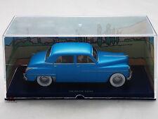 Miniature En voiture Tintin Objectif Lune Dodge Coronet Moulinsart Car Diecast