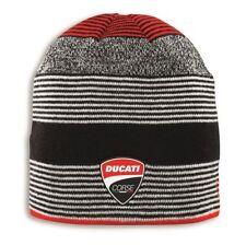 DUCATI New Era Corse Linestripe Knit Winter Mütze Strickmütze Beanie NEU !!!