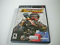 PLAYSTATION 2 GREG HASTINGS PAINTBALL TOURNAMENT (GENTLY PREOWNED)