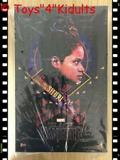 Hot Toys MMS 501 Black Panther Shuri Letitia Wright 12 inch 1/6 Figure NEW