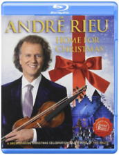 ANDRE RIEU: HOME FOR CHRISTMAS USED - VERY GOOD BLU-RAY