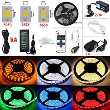 Full Kit Cool White 1 / 5 M SMD 3528/5050/5630 LED STRIP LIGHTS from Canada