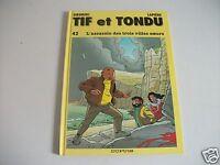 BD Tif et Tondu - N°42 - L'Assassin Des Trois Villes Soeurs - EO - Sikorski
