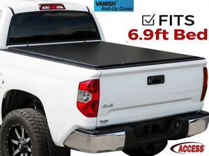 Access Vanish Roll-Up Tonneau Cover (fits) 1999-2016 Ford SD F250 F350 6.9 FT
