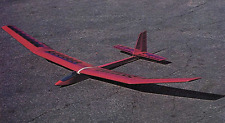 "Gemini MTS  102"" Sailplane, Glider, RC AIrplane Printed Plans"