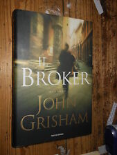 Il Broker J. Grisham Mondadori I ed. 2005 L7 ^