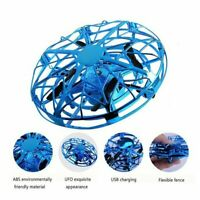 UFO Mini Drone Infrared Sensor Flying Toy Gesture Induction Aircraft Kid Toys AV
