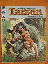 TARZAN N° 18 - La terreur de la pleine Lune -Edgar Rice Burroughs- Sagédition