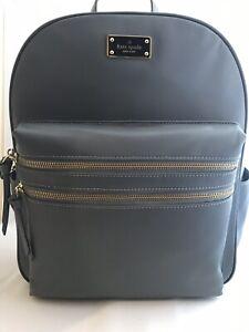 NWT Kate Spade Wilson Road Bradley Nylon Backpack Handbag Retail