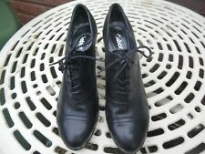 LADIES LOVELY GABOR BLACK SHOES SIZE 8