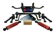 """6"""" Double A-Arm Lift Kit for YAMAHA Golf Cart G29/DRIVE Electric/Gas"""