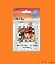 "AT-10404 Small Board Game Sleeves Pack-100 Clear 44x68mm 1 11/16""x2 5/8""A.Tinmen"