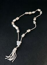 Sterling Silver Worry Beads