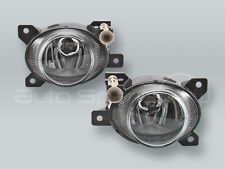 TYC Fog Lights Driving Lamps Assy with bulbs PAIR fits 2002-2009 SAAB 9-5