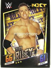 Slam Attax Then Now Forever - #147 Alex Riley