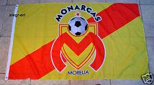 Monarcas Morelia Flag Banner 3x5 ft Michoacan Mexico Futbol Soccer Bandera
