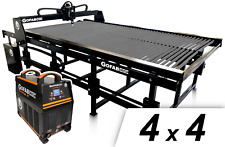 4x4 Cnc Plasma Table Complete System Package Includes Plasma Cutter Go Fab Cnc