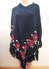 Marks and Spencer Women's Floral V Neck Jumpers & Cardigans