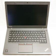 Lenovo Thinkpad T450 mit 480GB SSD 8GB RAM Full-HD IPS i5 W10 Prof.