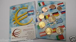 2007 Lussemburgo 8 monete 3,88 EURO luxembourg luxemburg Luxemburgo Letzebuerg