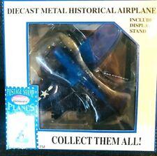 Model Power Postage Stamp Planes F-4U Corsair 1/100 Diecast No. 5356 NIB