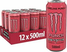 Monster Pipeline Punch Energy Drink 500ml x 12 Cans