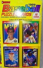 1989 Donruss Baseball Card Cello Blister Pack Bo Jackson Showing KC Royals