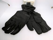 Power Trip Motorcycle Gloves Black Deer Skin Leather Man 2XL