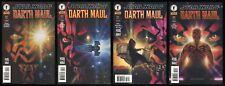 Star Wars Darth Maul Comic Set 1-2-3-4 Lot Struzan Art Covers Episode 1 Prequel