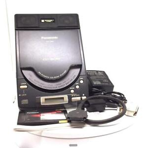 Open-Box Panasonic KXL783A Portable CD-ROM Player (KXL-783A)