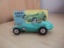 New listing Corgi Toys No 152S B.R.M. Formula 1 Grand Prix Racing Car.