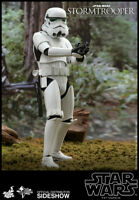 Hot Toys Star Wars Classic Stormtrooper 1/6 Scale Action Figure Double Boxed