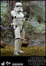 Hot Toys Guerra De Las Galaxias Clásico Stormtrooper 1/6 Escala Figura de acción doble caja