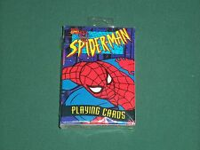 Spiderman Sealed Playing Cards 1994 Marvel Comics U.S. Playing Card Co.